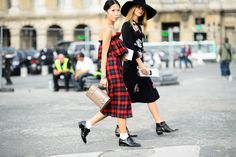 On the Streets of Paris Fashion Week Spring 2015 - Paris Fashion Week Spring 2015 Day 7