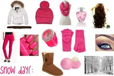 """Snow day with harry"" by onedirection1393 ❤ liked on Polyvore"