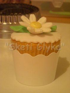 Γλυκα Κερασματα :: Γλυκα Βαπτισης :: Κεκάκια (Cupcakes) - myboboniera.gr