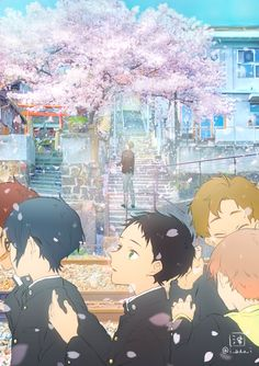 I highly recommend watching it. It's so well written the production is beautiful I Love Anime, Me Me Me Anime, Archer, Manga Anime, Anime Art, Good Anime Series, Xxxholic, Kyoto Animation, Natsume Yuujinchou