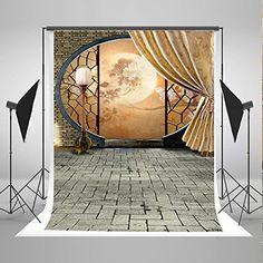 5x7ft Circular Screen and Gray Brick Floor Photography Ba... https://www.amazon.com/dp/B01IRHC9YM/ref=cm_sw_r_pi_dp_x_cRf2yb1A9ZJZ9