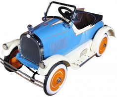1928-30 Genron Pierce Arrow Pedal Car