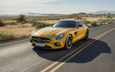 "Mercedes has revealed its all-new two-seater AMG GT, which is set to compete with the Porsche 911 and the new BMW plug-in hybrid. ""With the new GT, we are positioning Mercedes-AMG even more aggressively than to date,"" said the CEO of AMG, Tobias […] Mercedes Benz Amg, M Benz, Daimler Ag, Upcoming Cars, Kelley Blue, Gt Cars, New Bmw, Blue Books, Car Videos"