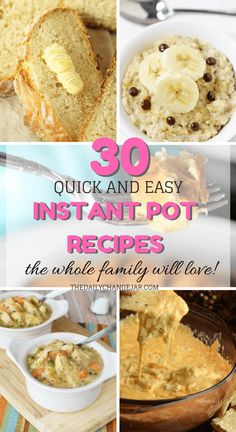If you are considering (or have already bought) a pressure cooker, here are some Instant Pot recipes for beginners to get you started cooking like a pro. Chicken Breast Instant Pot Recipes, Instant Pot Dinner Recipes, Instant Pot Pressure Cooker, Pressure Cooker Recipes, Pressure Cooking, Instant Pot Cheesecake Recipe, Best Instant Pot Recipe, Low Carb Recipes, Cooking Recipes