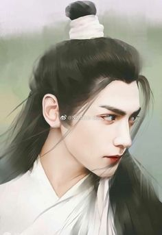 Fanart of Run Yu (Leo Luo) from Ashes of Love Ashes Love, Chinese Artwork, Fantasy Art Men, Handsome Anime Guys, China Art, Korean Art, Cool Sketches, Boy Art, Anime Love