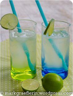 Pimientos de Padron und Aubergine Lime Rickey 3