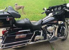 2008 Electra glide classic Ultra Classic, Electra Glide, Baggers, Harley Davidson Motorcycles, Big Boys, Touring, Motors, Biker, Skull