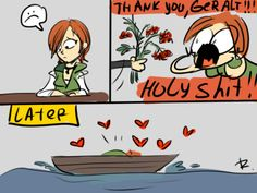 The Witcher 3, doodles 50 by Ayej on DeviantArt