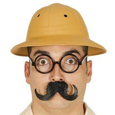 Casque Explorateur Salakot #chapeauxdéguisements #accessoiresdéguisements #accessoiresphotocall