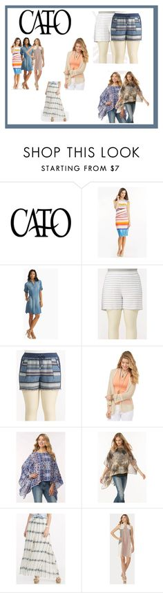 Cato Picks (plus size) by pj-cox on Polyvore featuring cato, plussize and pjcoxblog