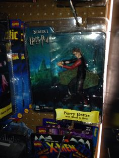 Harry Potter Figure New In Package New Sealed