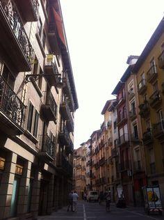 Pamplona / Iruña in Navarra