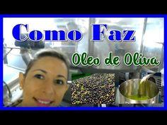 Como Faz Óleo ( Azeite ) de Oliva