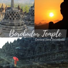 Built during the 8th and 9th century, the Borobudur Temple is a Buddhist Temple representing the phases in attaining Nirvana. It is composed of three temples built on a pyramid base. Each temple represents history, architecture, and religion. The Borobudur Temple Compound itself is a mix of ancient and Buddhist way of worship. Bus Travel, Time Travel, List Of Airlines, Buddhist Architecture, Third Temple, Borobudur Temple, City C, Buddhist Temple, Train Rides