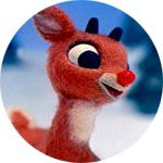Rudolph Picture for Red Hots
