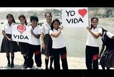 """VIDEO: """"Vengo a cuidar de ti"""": Canción oficial Marcha por la Vida 2013 en Perú"""