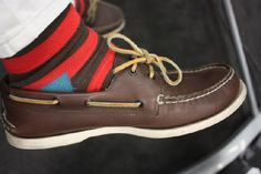 Make a statement with your socks this summer!