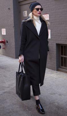 New York Fashion Week: Day 4 Street Style