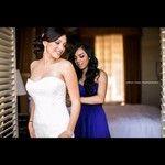 brides makeup by me for swell beauty @thebeautyengel https://www.instagram.com/thebeautyengel/
