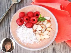 Hungry Girl's Super-Charged Smoothie Bowl