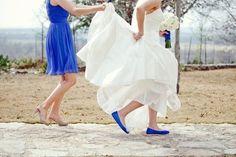 REVEL: Bridal Flats
