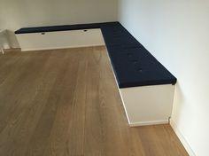 Bænk til køkken alrum / Plads til hele familien - Lunderskov Specialmøbler I/S