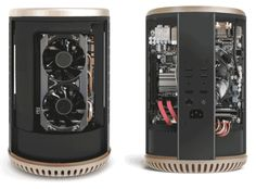 Make your own Mac Pro Hackintosh with this Kickstarter clone case