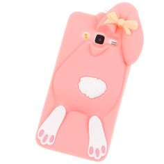 Phone Cases for Samsung Galaxy J5 case J 5 J500 A5 E5 Cute Rabbit Soft silicone TPU Cover Brand coque Screen protector