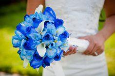 Bunga Pernikahan dan Artinya - iris