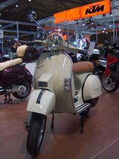 Vespa...yes...I want one