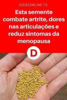 Mostarda beneficios | Esta semente combate artrite, dores nas articulações e reduz sintomas da menopausa