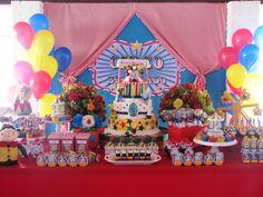 cake pop do circo - Pesquisa Google