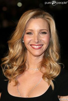 Lisa Kudrow. Gorgeous even with her age!