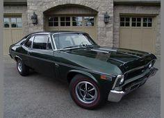 1969 Chevy Nova SS L78 Chevy Nova, Cool Old Cars, Gm Car, Chevy Muscle Cars, Chevrolet Malibu, Chevy Pickups, Hot Rides, American Muscle Cars, Car Humor