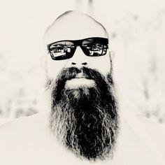 Bald With Beard, Awesome Beards, Sunglasses Women, Hipster Beard, Goals, Bald Head With Beard