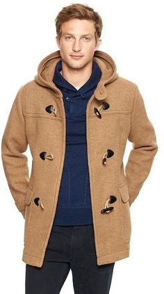 Brooks Brothers - duffle coat | Menswear | Outerwear | Pinterest ...
