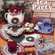 Crochet Tea Party Вязаное Чаепитие (англ.) Albums, Dolls, Crochet, Ideas, Picasa, Puppet, Crochet Crop Top, Doll, Chrochet