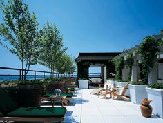 Hudson Sky terrace