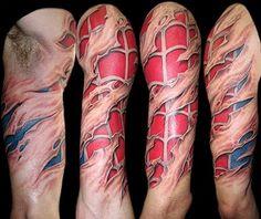 16 Awesome Geeky Sleeve Tattoos