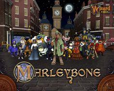 Wizard101 Marleybone Wallpaper