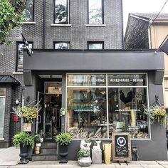 Outdoor shop views captured beautifully by one of our amazing vendors Outdoor Shop, Toronto Life, Exterior, Amazing, Shopping, Instagram, Home Decor, City, Interior Design