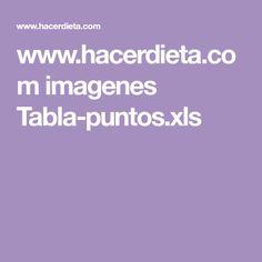 www.hacerdieta.com imagenes Tabla-puntos.xls