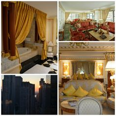 The Royal Suite at the New York Palace: Special Occasions in Luxury