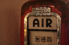 Vintage pump | Flickr - Photo Sharing!