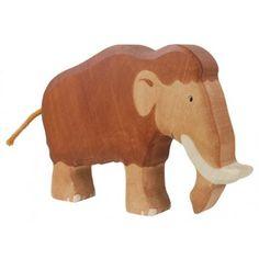 Holztiger Mammut