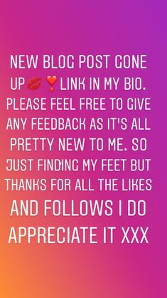 News Blog, Check It Out, Appreciation, About Me Blog, Thankful, Feelings