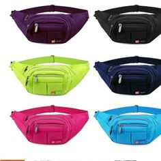 Cheap waist bag for men, Buy Quality waterproof waist bag directly from China waist bag Suppliers: High Capacity Waterproof Waist Bag for Men Womenm Nylon Zipper Bag Money Purse Multifunction travel Mobile Phone Bag