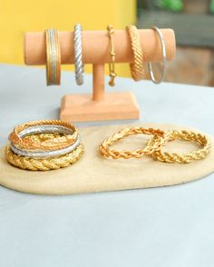 Rope Bangle Bracelet How-To