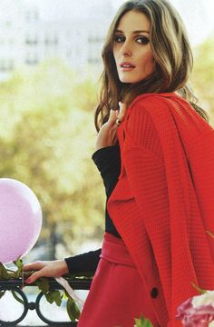 THE OLIVIA PALERMO LOOKBOOK: Olivia Palermo For Marie Claire