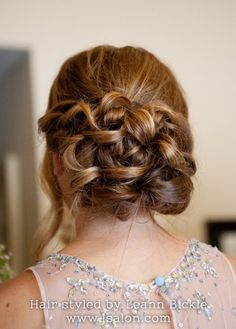 Wedding hair styled by leann bickle artistic designer hair home of san francisco bay areas top hair designers colorists we create hottest styles in the hair fashion industry check out our amazing makeover pmusecretfo Image collections